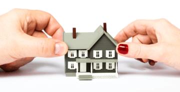 раздел недвижимости