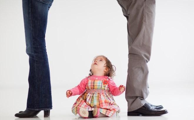Разрешается ли развод, если возраст ребенка не превышает один год