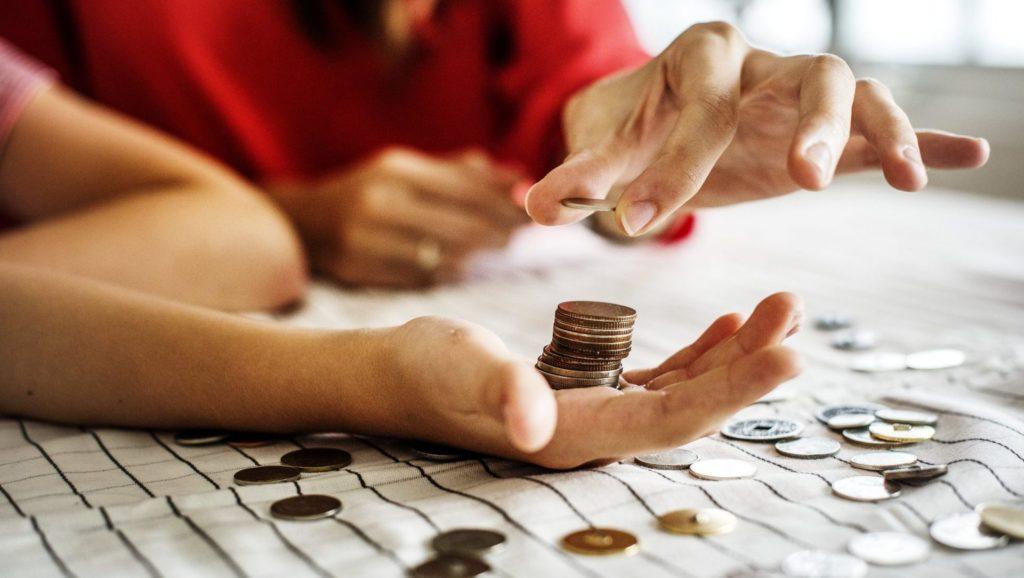 Алименты - проценты доходов