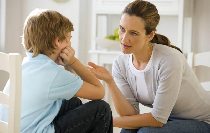 Как сказать детям о разводе родителей правильно
