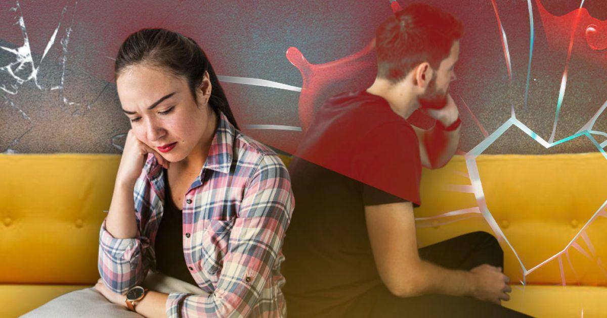 Психологическая готовность к разводу