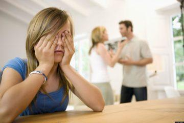 Психологическая помощь при разводе