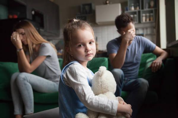 Особенности развода при наличии детей
