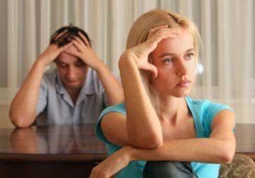 Как принять решение о разводе с мужем