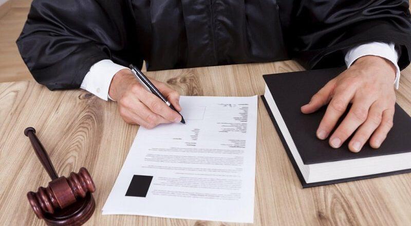 При издании судебного приказа об алиментах