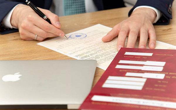 Порядок обращения к судебным приставам