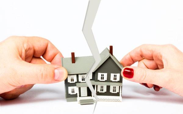 Как правильно разделить ипотеку
