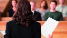 Адвокат при разводе