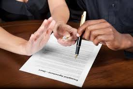 В каких случаях соглашение можно признать недействительным