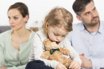 Условия развода при наличии детей