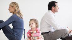Как развестись через суд с детьми