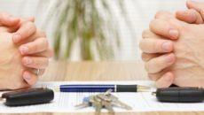 Соглашение о разделе имущества супругов при разводе