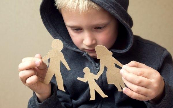 Как разделить детей
