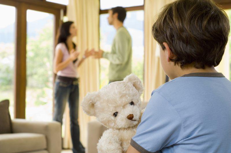 Какие имеет права на ребенка отец