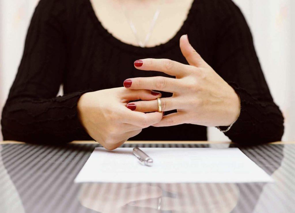 Особенности одностороннего развода