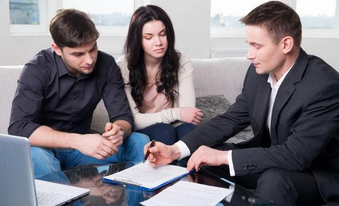 Алиментное соглашение супругов