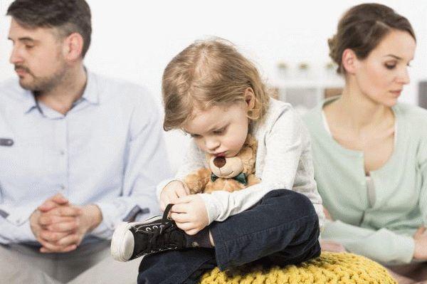 Обязанности по уплате алиментов на ребенка