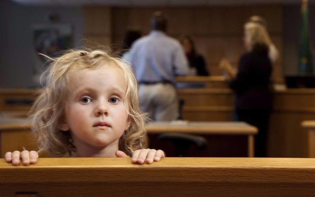 Расторжения брака супругов с приемными детьми