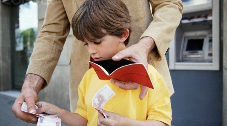 Взыскания алиментов на приемных детей