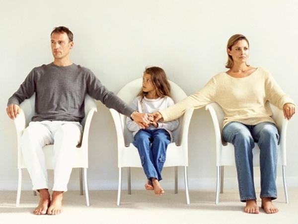 Взаимоотношения родителей во время развода