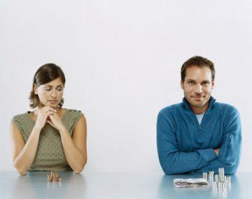 Взыскание алиментов в браке